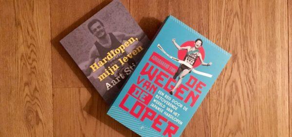 Twee nieuwe hardloopboeken