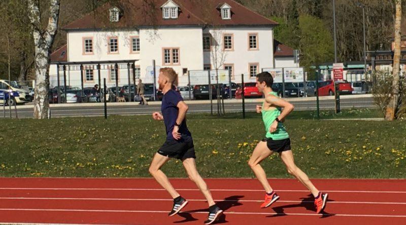 Hardlopen en kuren tijdens trainingsstage in bad d rrheim for Schwimmbad bad durrheim