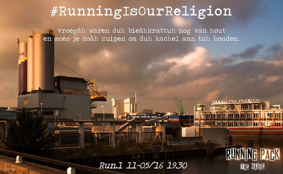 Header 2 Running Pack The Hague