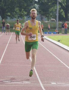 Jeroen van Aken NK Masters 2016 You-Run
