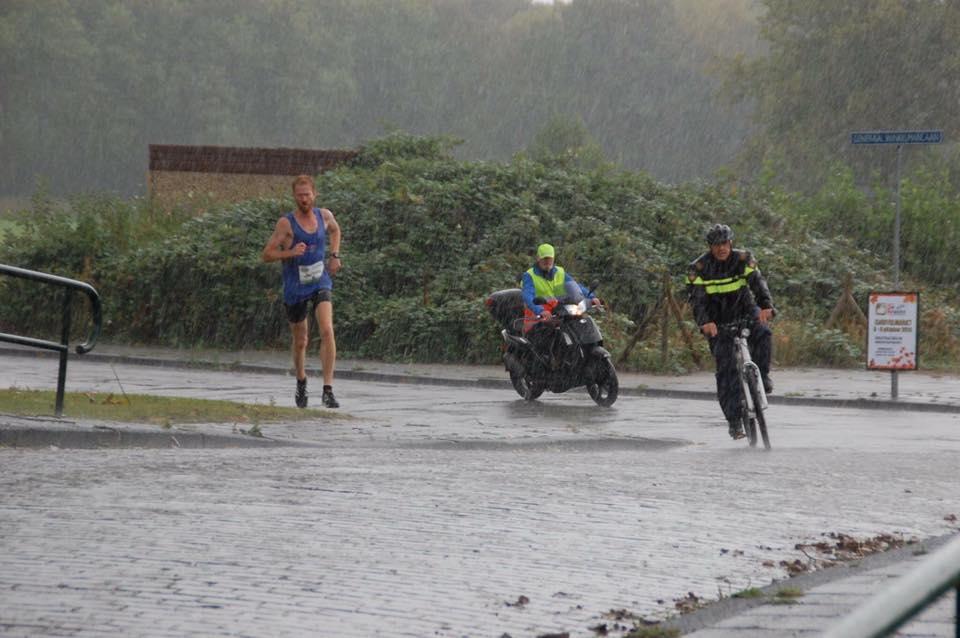 20161002 - De 15 van Wassenaar regen