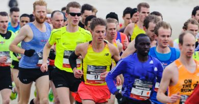Egmond Halve marathon 10 hoogtepunten 2016