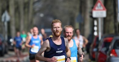 Hilversum City Run 2017 Ernst-Jan Haselhoff