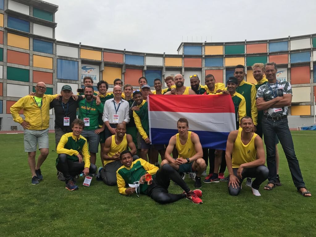 20170527 EK voor clubteams HAAG Atletiek