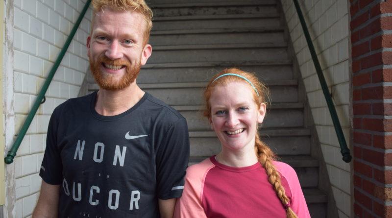 Jeroen en Annemarie column Haagse Bluf