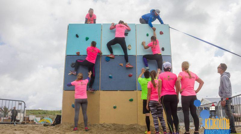 Win startbewijzen voor de Kijkduin Obstacle Run 2017