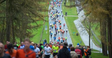 Zevenheuvelenloop 2017 sfeerbeeld