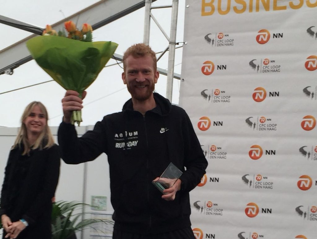 CPC-loop 2018 winnaar businessrun