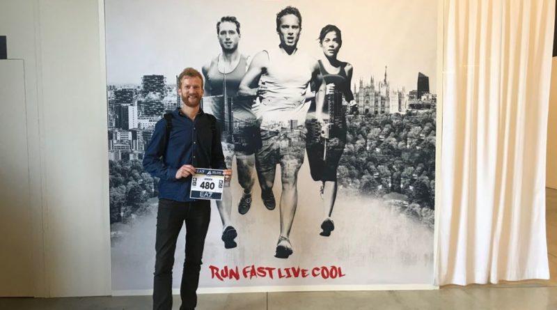 Marathon van Milaan lopen