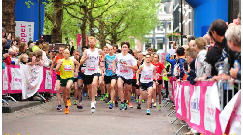 Golden Tenloop Delft start 2018