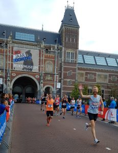 20181021 Amsterdam Marathon Rijksmuseum You-Run