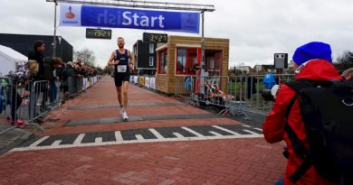 Linschotenloop 2018 finish You-Run