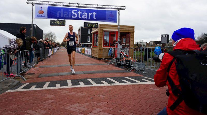 Linschotenloop 2018 finish You-Run