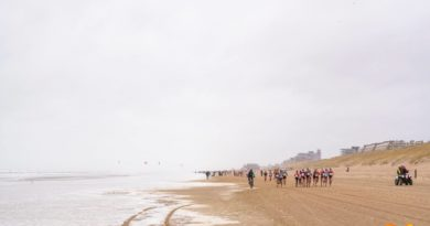 20190113 Egmond halve marathon You-Run