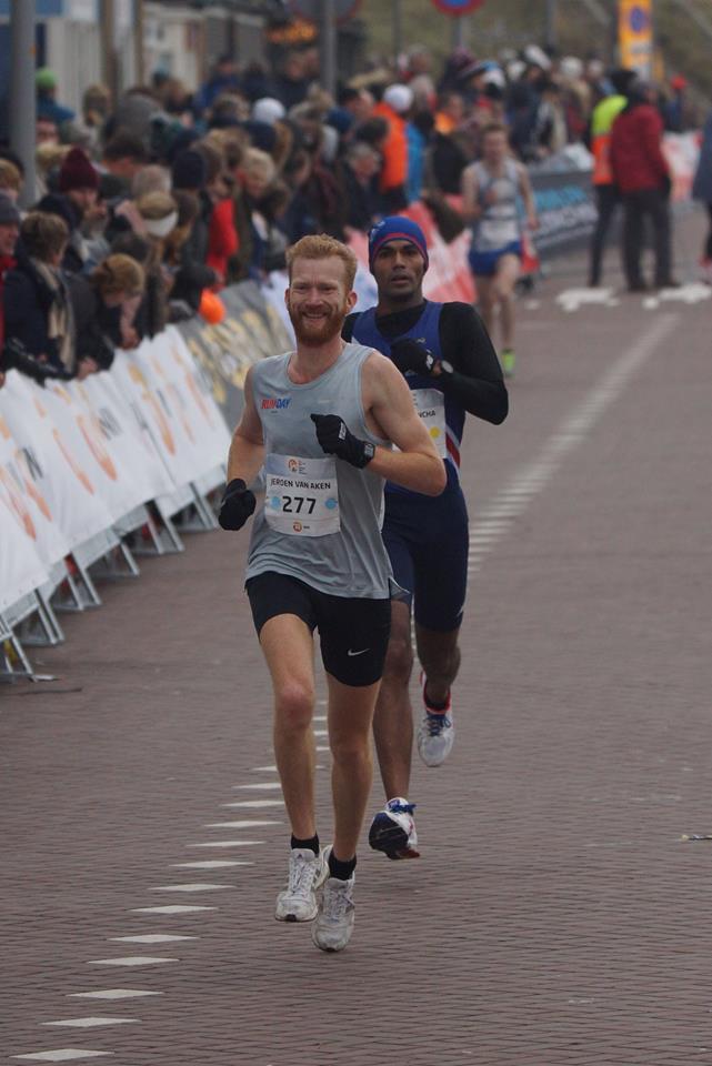 20190113 halve van Egmond finish You-Run