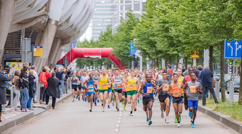 20190526 Royal Ten start - Jeroen van Aken - You-Run