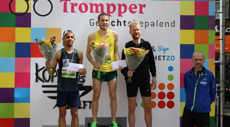 20190530 Royal Ten in Delft 2019 podium Jeroen van Aken You-Run