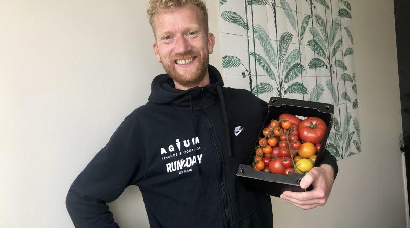 20160621 Oranjeloop Kwintsheul tomaten foto Jeroen - You-Run