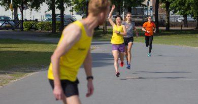 Corona Run Solo Estafette You-Run