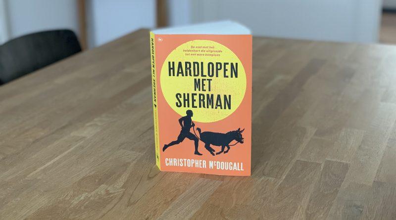 Boek Hardlopen met Sherman - You-Run